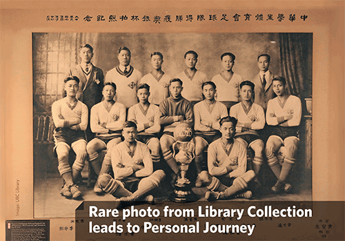 chinese soccer team photo