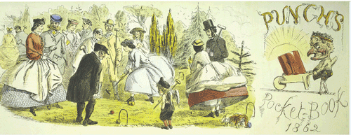 croquet illustration